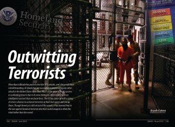 Outwitting Terrorists - ZMAN Magazine