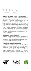Die neuen LED Wand- und Decken ... - Oledshop.cz - Page 2