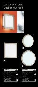 Die neuen LED Wand- und Decken ... - Oledshop.cz - Page 6