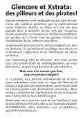 Manifestation à Zoug contre Glencore et Xstrata - MultiWatch - Page 2