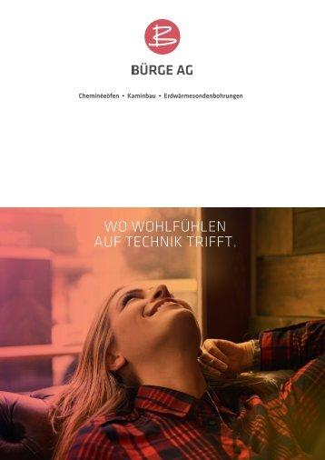 Bürge AG