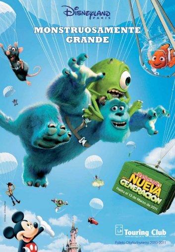 Disney - VIAJES BAHIA AZUL