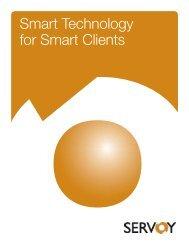 Smart Technology for Smart Clients - Servoy
