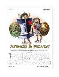 Armed & Ready - Servoy