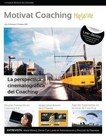 Motivat Coaching Magazine Num.7 - Año 2015