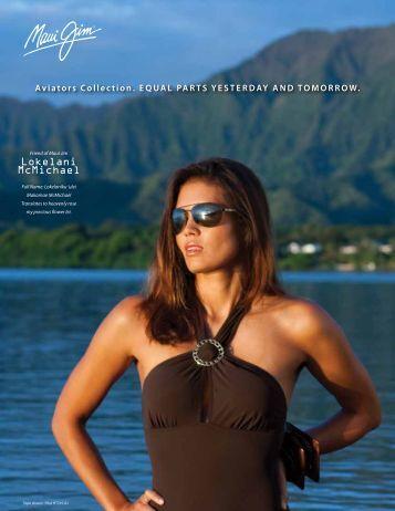 Lokelani McMichael - Maui Jim