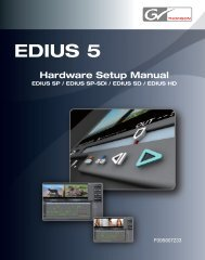 Hardware Setup Manual