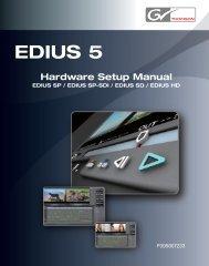 Hardware Setup Manual