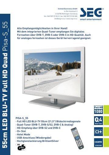 SEG PDF Datenblatt - Media ran GmbH