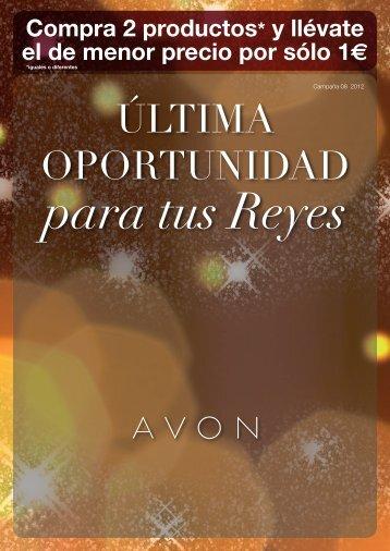 para tus Reyes - Avon