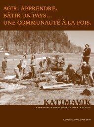 28 000 - Katimavik