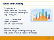 Servoy and Charting