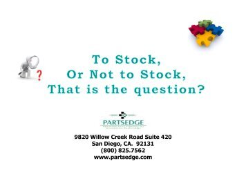 ASR Programs - DealersEdge
