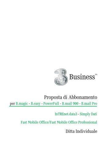 pda business DITTA IND MAGGIO