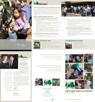 Annual Report 2009 - Canopy