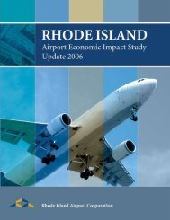 Rhode Island's Aviation System - PVD