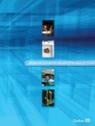 Brochure de présentation du Laboratoire de sciences judicaires et ...