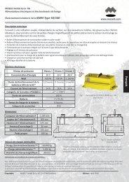 Téléchargement - MOZELT GmbH & Co. KG
