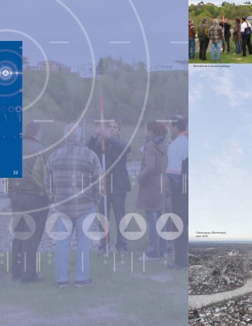 L'approche globale et intégrée de la sécurité civile - Ministère de la ...