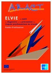 Elvie, un outil de diagnostic et de prévention des ... - alteRHego
