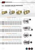 fittings for valves mounting raccordi per il montaggio delle valvole - Page 4