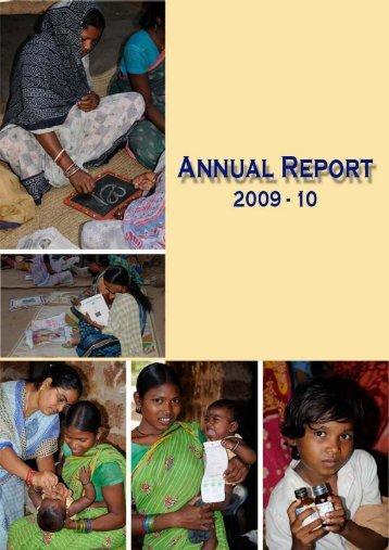 NYSASDRI Annual Report 2009-10