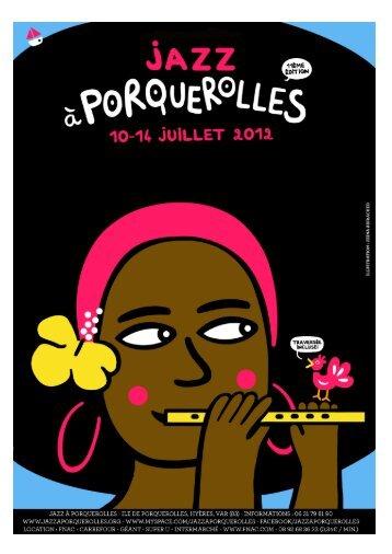 Samedi 14 juillet - Jazz à Porquerolles