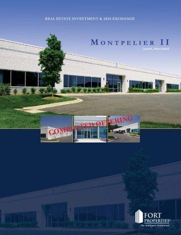 Download FORT VI Brochure - FORT Properties