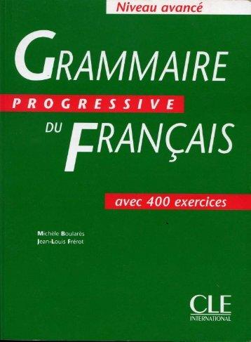 grammaire-progressive-de-francais-avancc3a9