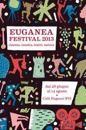 Programma EFF 2013.pdf - Euganea Film Festival