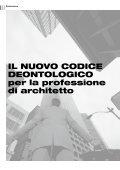 BIMESTRALE DI INFORMAZIONE DELL'ORDINE - Ordine architetti ... - Page 3