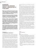 BIMESTRALE DI INFORMAZIONE DELL'ORDINE - Ordine architetti ... - Page 5