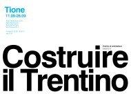 Premio di Architettura 2009/2012 - Ordine architetti, pianificatori ...
