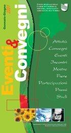 Supplemento N. 1 all'Osservatorio Economico Regionale 1/2001 ...