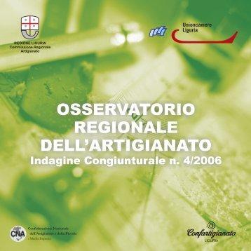 ARTIGIANATO 4 TR 2006 - Starnet.infocamere.it - Unioncamere