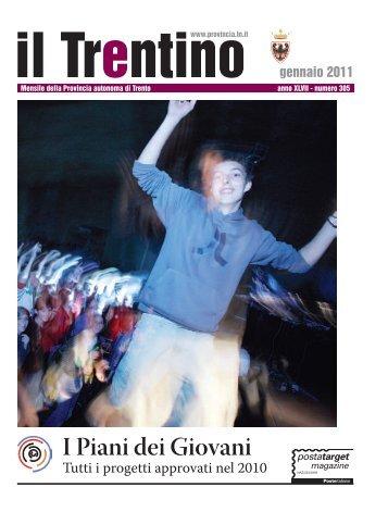 Numero 305 - Ufficio Stampa - Provincia autonoma di Trento