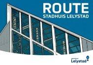 Routebeschrijving - Gemeente Lelystad