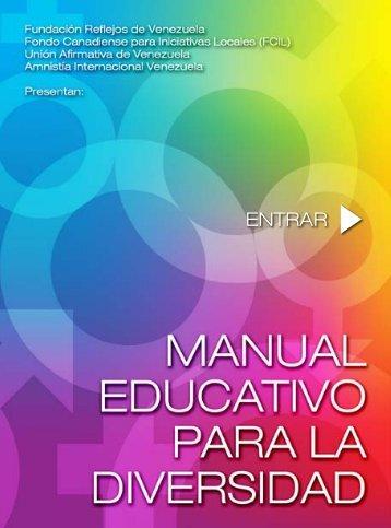 Manual Educativo para la Diversidad - Fundación Reflejos de ...