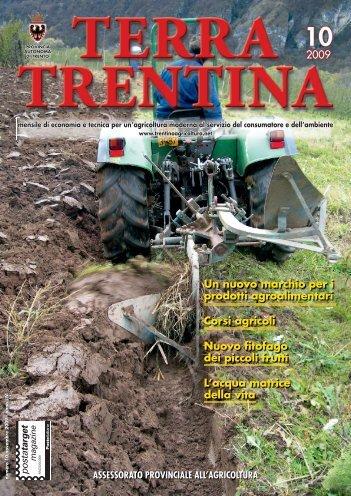 Terra Trentina - Ufficio Stampa - Provincia autonoma di Trento