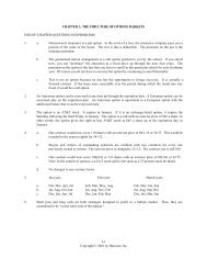 2-1 Copyright © 2001 by Harcourt, Inc CHAPTER 2: THE ...