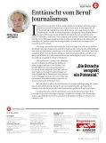 Pressefreiheit weltweit unter Druck - Edito + Klartext - Seite 3