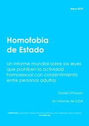 Homofobia de Estado - EducaTolerancia