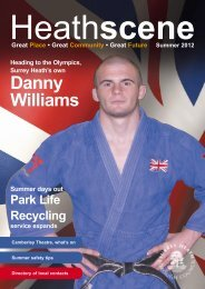 to view Heathscene magazine featuring Danny Williams on page 10