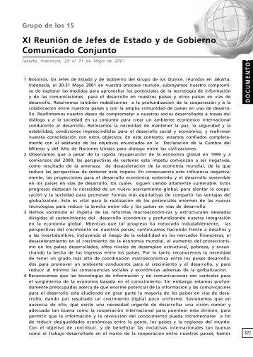ri 21 doc grupo de los 15.pdf - IRI