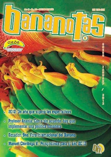 PG 001 - Asociación de Exportadores de Banano del Ecuador.