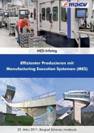 Effizienter Produzieren mit Manufacturing ... -  MPDV Mikrolab GmbH