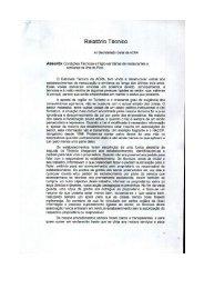 Relatório Restauração da Ilha do Pico - ACRA