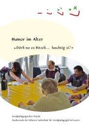 Broschüre Humor im Alter.pdf - HumorCare Schweiz