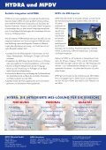 HYDRA- Maschinendaten - MPDV Mikrolab GmbH - Seite 4