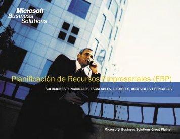 Descargar más información sobre Microsoft Dynamics